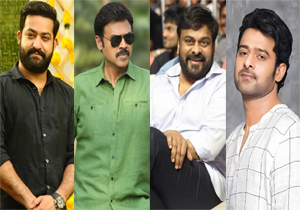 Telugu Star heroes COncentration on Looks and Makeover