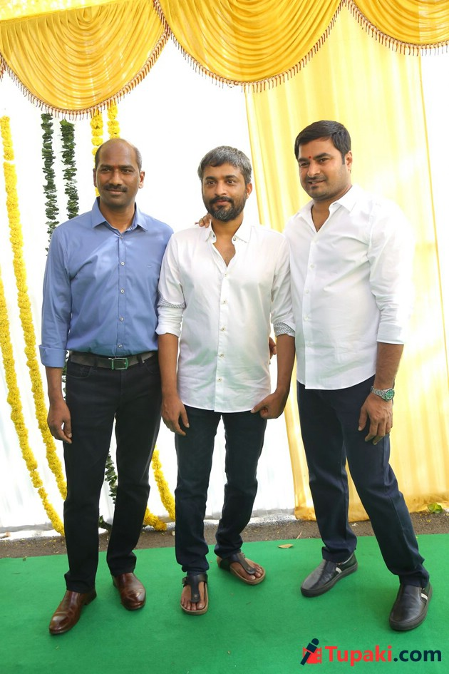 Sharvanand Hanu Ragavapudi Movie Opening Photos