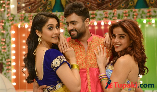Nara Rohith Balakrishnudu Movie Onlocation Photos