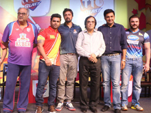 Celebrity Cricket League 2018 Press Meet Photos