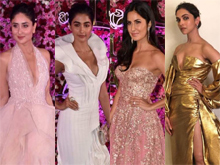 Celebs At Lux Golden Rose Awards Photos