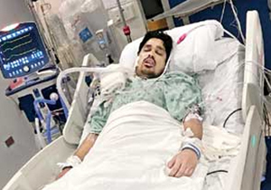 Hyderabad Youth Received Bullet Injuries in US