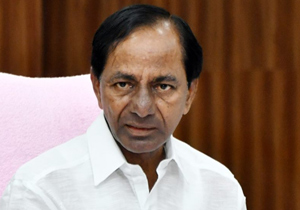 IAS Impressed with KCR Review Meeting on Kaleswaram Project