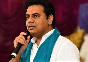 KTR To Take Care for Candidates Selection For Next Elections