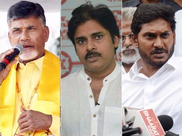 National Politics : Advantage Jagan or CBN?