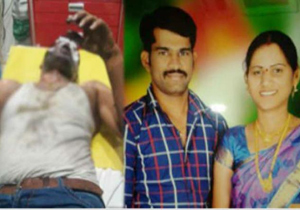 woman killed her husband with the help of lover in Nagarkurnool.Swathi