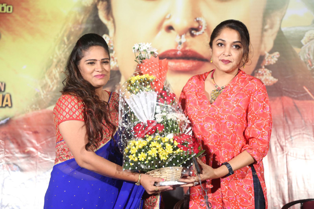 Mathangi Movie Press Meet Photos