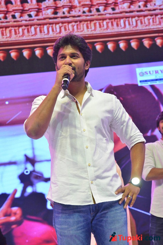 Nani MCA Movie Pre Release Event Photos