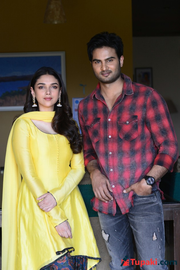 Sudheer Babu New Movie Opening Stills