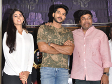 Chiranjeevi Launched Juvva Movie First Look Photos