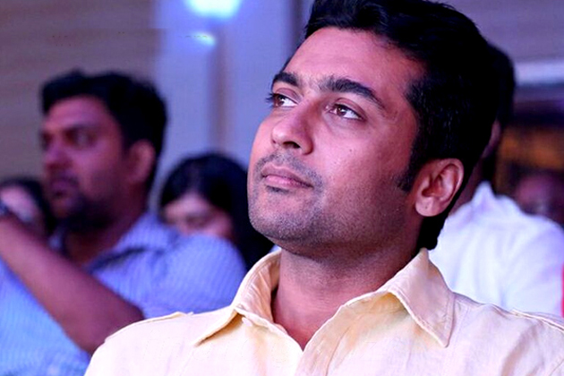Suriya responds to fans protest Over Anchors Controversy