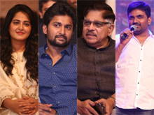 Bhaagamathie Movie Pre Release Event Photos