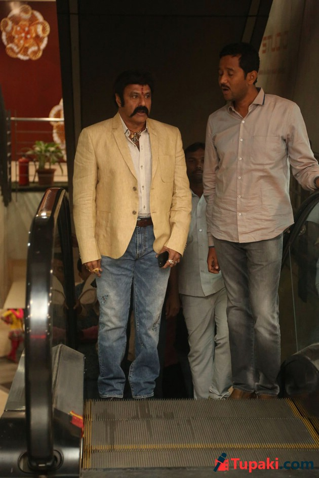 Jai Simha Success Meet Photos