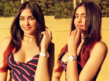 Adah Sharma Photo Shoot Photos