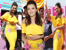 Cathrerine Tresa Launch B New Mobile store at Kadapa photos