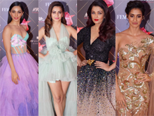 Celebs At at Femina Beauty Awards Photos
