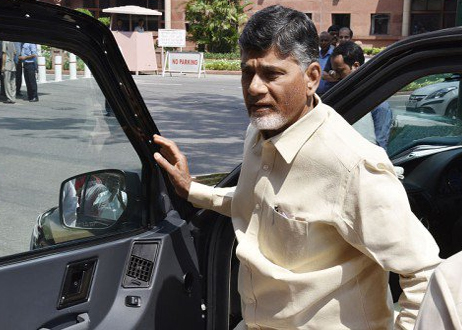 Chandrababu Naidu says he will continue his fight for Andhra Pradesh