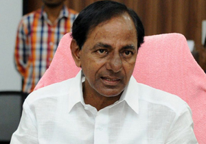 KCR On ABout Link up with Himalayas Godavari