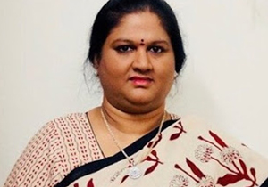 Kothapalli Geetha Ready to Join BJP