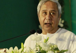 Man throws shoes at Odisha CM Naveen Patnaik