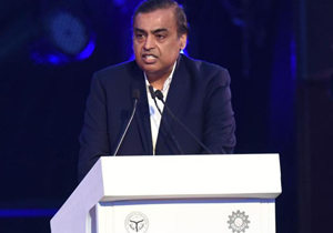 Mukesh Ambani calls investing Rs 10,000 crore in Uttar Pradesh