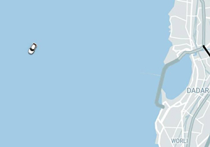 Mumbai Uber Driver Location Was Somewhere In The Middle Of Arabian Sea