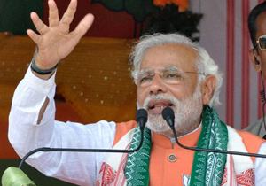 Narendra Modi announces 20,000 crore defence corridor for Bundelkhand