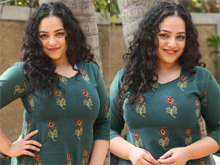 Nithya Menen Interview Photos