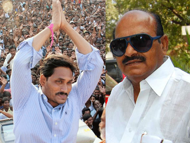 Image result for JC Brothers and YS Jagan