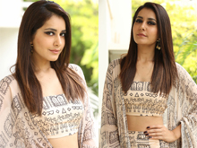 Raashi Khanna Latest Pictures