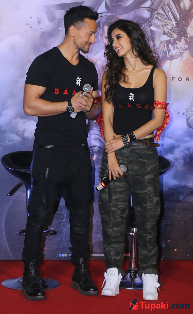 Baaghi 2 Trailer Launch Photos
