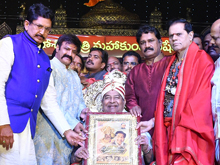 Celebs At Facilitate Kaikala Satyanarayana Photos