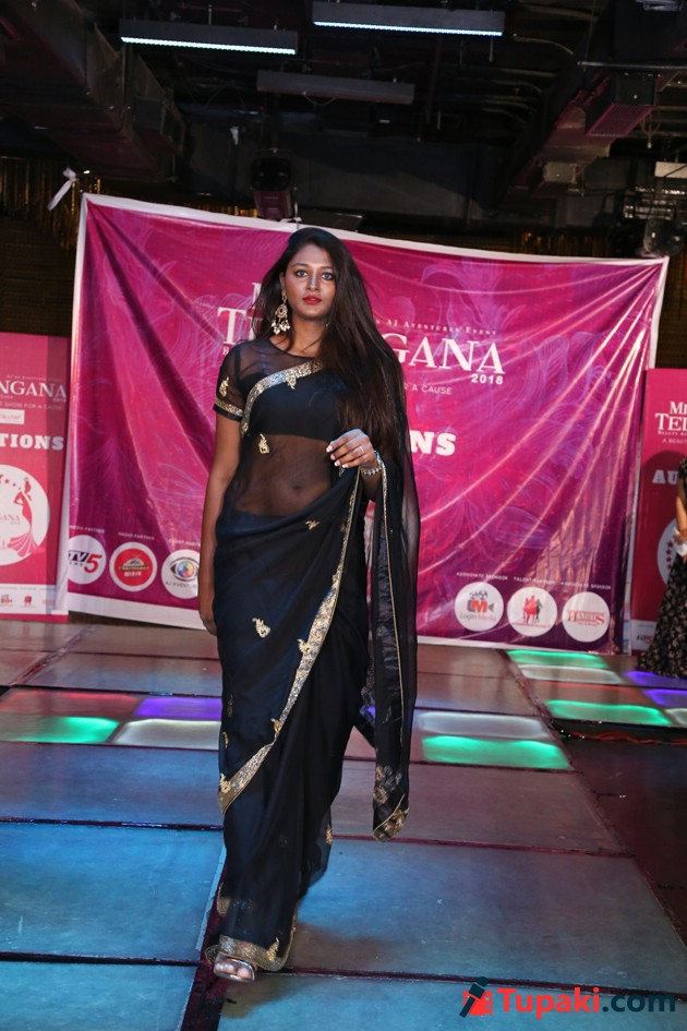Miss Telangana 2018 Hyderabad Auditions Photos