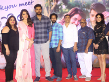 Tholi Prema Success Meet Photos
