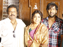 Gayatri Movie Working Stills