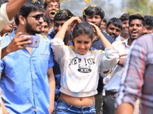 Kirrak Party Team Amaravati Success Tour Photos