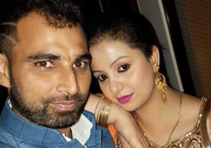 They Shared Bed After Breakfast Says Shami Wife