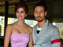 Tiger Shroff And Disha Patni Promoting Baaghi 2 Photos