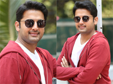 Nithin Interview Photos