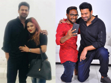 Prabhas Interact with his Fans Photos