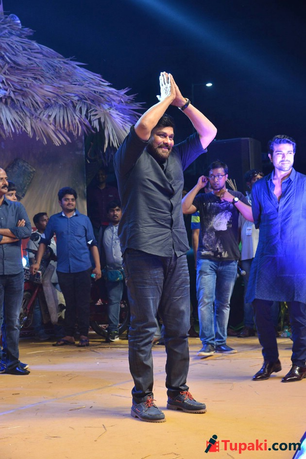 Rangasthalam Pre Release Function Set 6 Photos