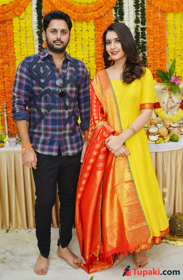 Srinivasa Kalyanam Movie Opening Photos Photogallery Page 1