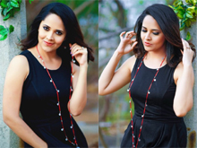 Actress Anasuya Photos