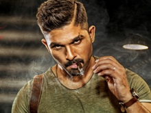Allu Arjun Naa Peru Surya Movie Latest Photos