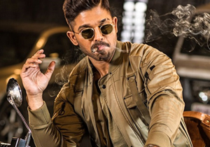 Huge Pressure on Allu Arjun Naa Peru Surya Movie