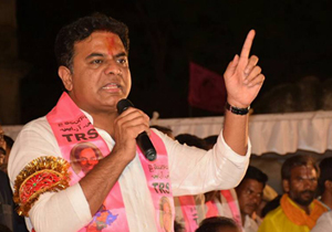 KTR IS No 2 In TRS Party
