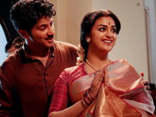 Keethy Suresh Mahanati Movie Latest Pics
