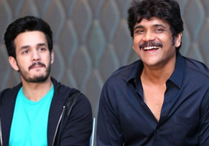 Nagarjuna Cancels Akhil Movie with Ram Gopal varma
