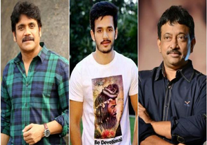 Nagarjuna On About Akhil Movie with Ram Gopal Varma