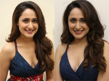 Pragya Jaiswal Interview Photos